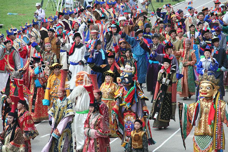 naadam-parade