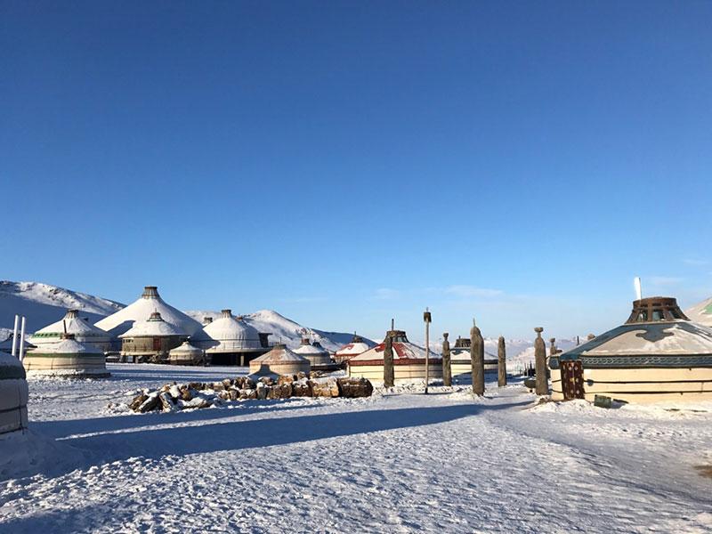 chinggisiin-khuree-tourist-camp