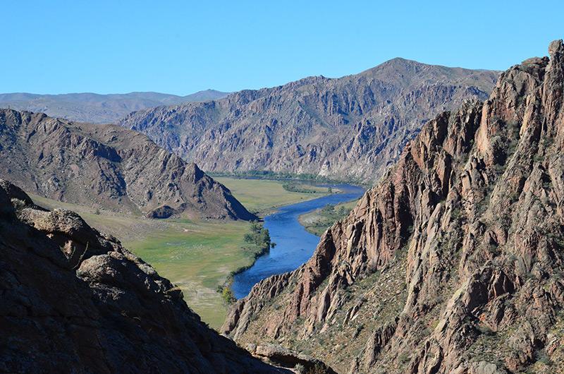 khuvsgul-river