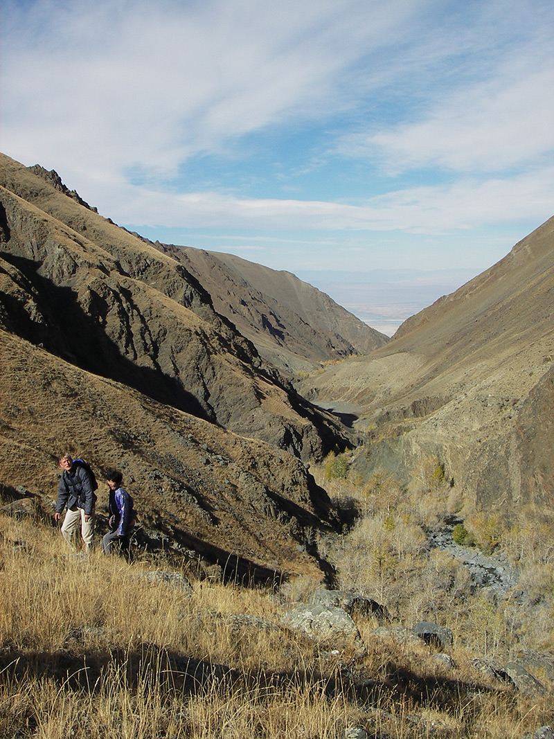 trekking-in-altai-mountain