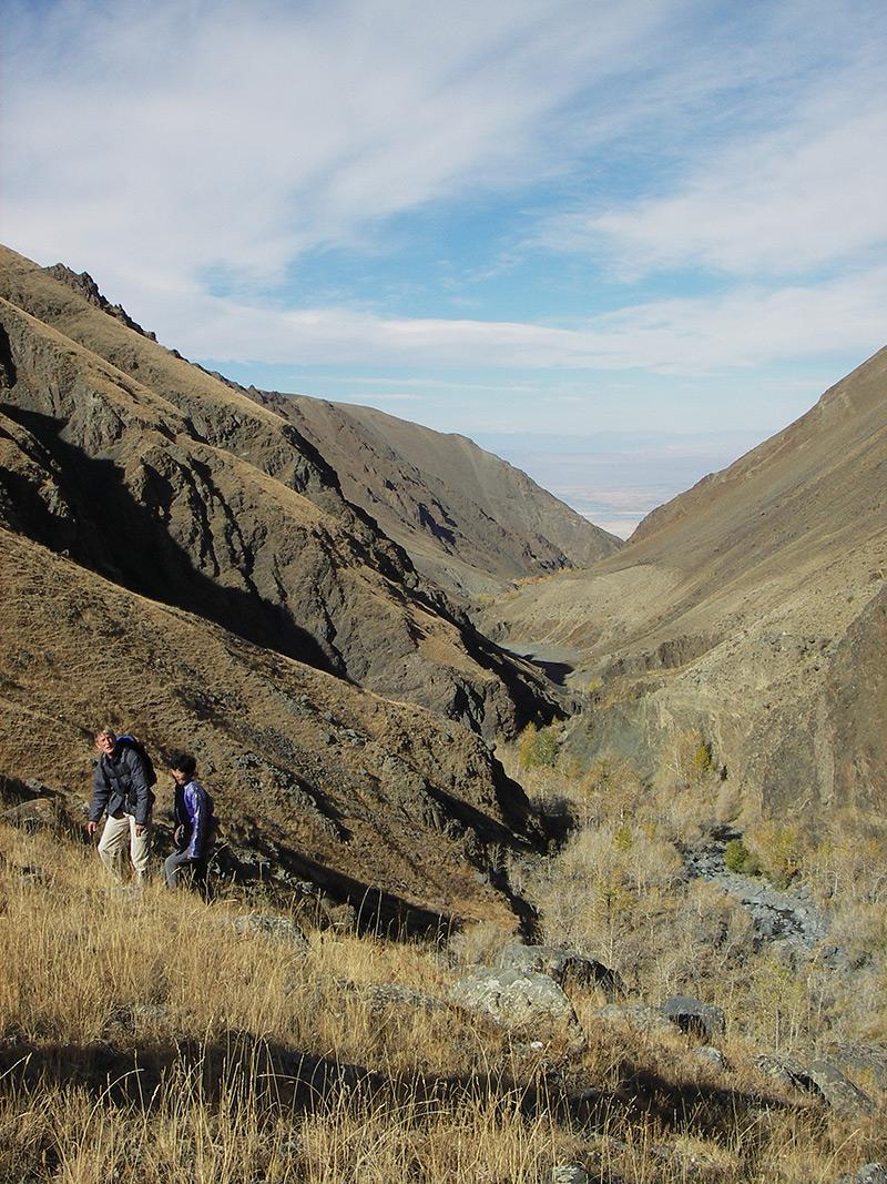 trekking-in-altai-mountain