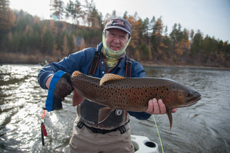 River adventures archives nomadic journeys for Fly fishing mongolia